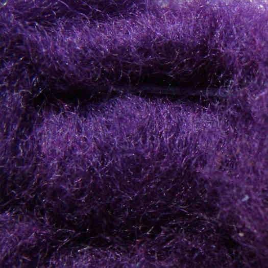 Merinowolle (bunt) - dunkel violett extra fein im Vlies