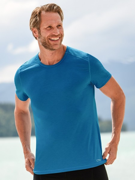 Sport, Herren Shirt, kurzarm, regular fit