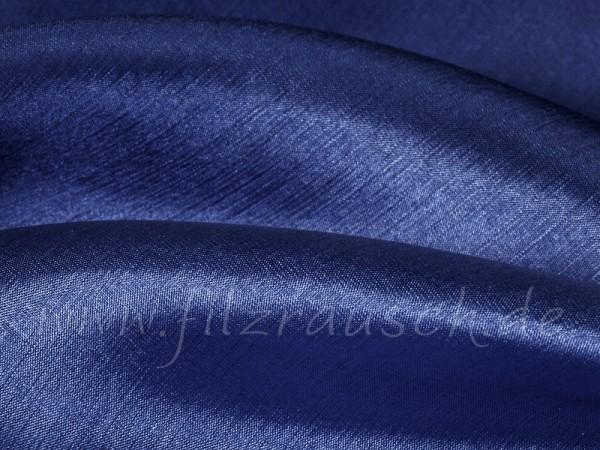 Pongé 5 - schlehenblau 90 cm breit pro 1 Meter