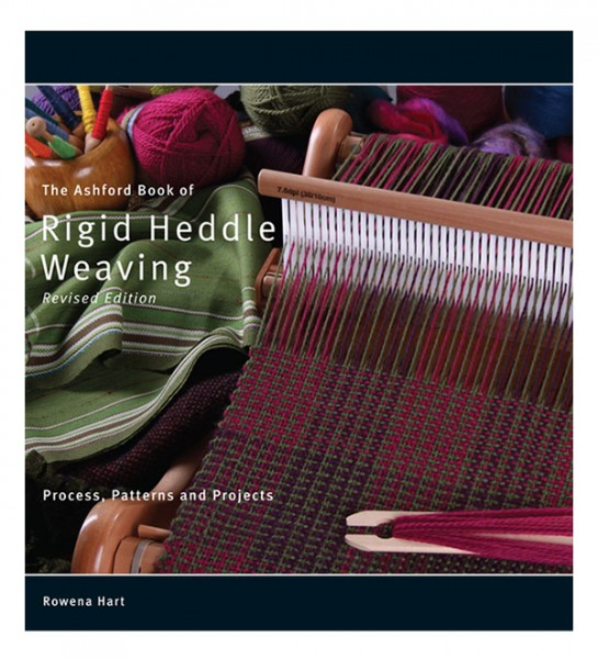 Ashford book of rigid heddle weaving ABRHW, Rowena Hart (Literatur)