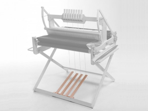 Ashford Table Loom Tritte für Standfuß TLTK