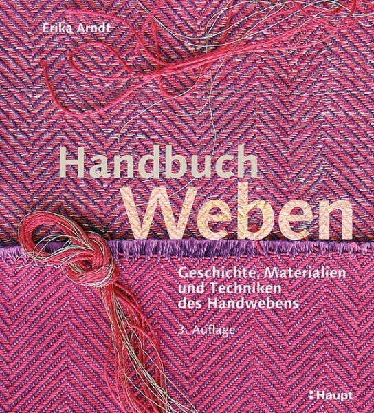 Handbuch Weben, Erika Arndt (Literatur)