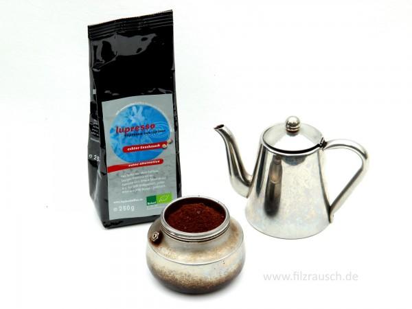 """Lupinen Bio-Espresso """"Lupresso"""" 250g - koffeinfrei - (Bioland)"""