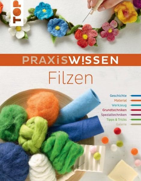 Praxiswissen Filzen - Monique Rahner (Literatur)