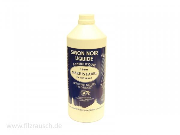 Schwarze Olivenseife Savon Noir - 1 Liter