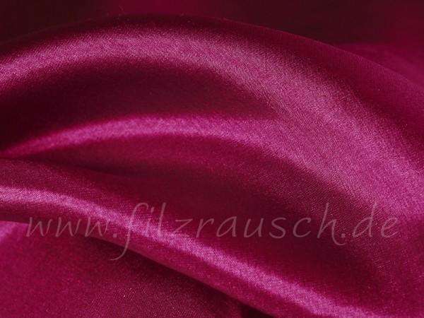 Pongé 5 - purpurviolett 90 cm breit pro 1 Meter