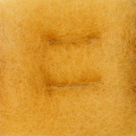 Merinowolle (hautf.) - gelblich fein im Vlies