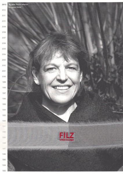 30 Jahre Textile Arbeiten - Marianne Wurst (Literatur)