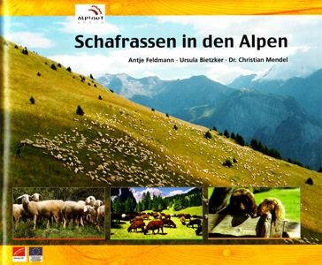 Schafrassen in den Alpen - A.Feldmann, U.Bietzker, C.Mendel (Literatur)