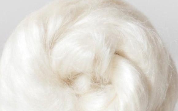 Sonderposten 1 kg Viskose weiß -30% Z301