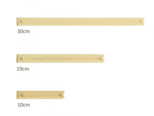 Abnahmeholz Kardiermaschine Louet (KR0109-10cm/KR0110-19cm/KR0111-30cm)