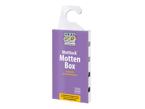 ARIES Mottlock- Box (Mottenschutz) - 1 Stück