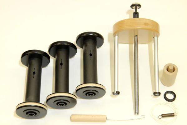Louet Schnellspinnsatz Buche S95/S10/S11/S80 ScT für Spulenbremse (SA0117)