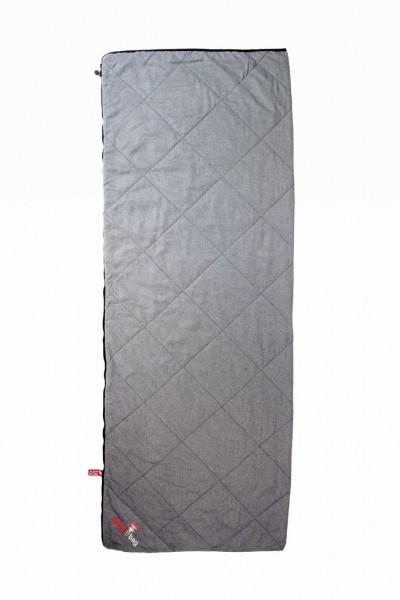 WellhealthBlanket Wool, Decke mit Reißverschluss 900g Füllung:100%Wolle