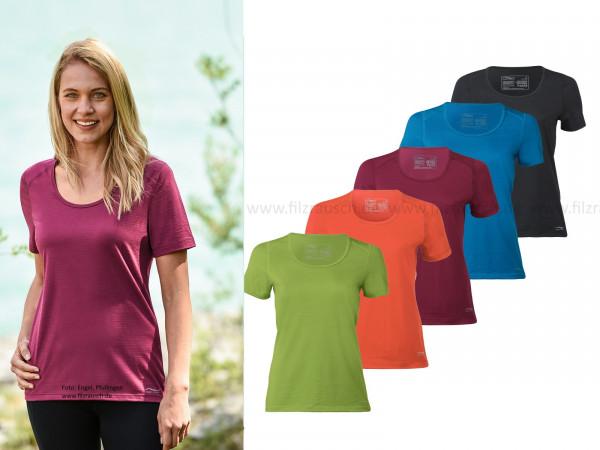 Sport Shirt, Damen, kurzarm, Regular fit (Bio-GOTS)