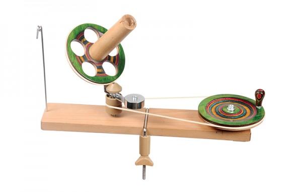 KnitPro Wollwickler/Knäulwickler aus Holz bunt Signature (35002)