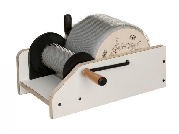 Kardiermaschine Classic, Louet - 19 cm Walze, 46ppi