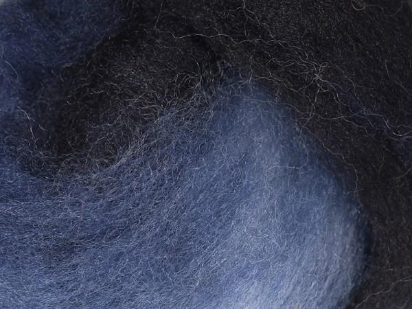 Filzrausch Farbpulver WOSEPO Dunkles Blau