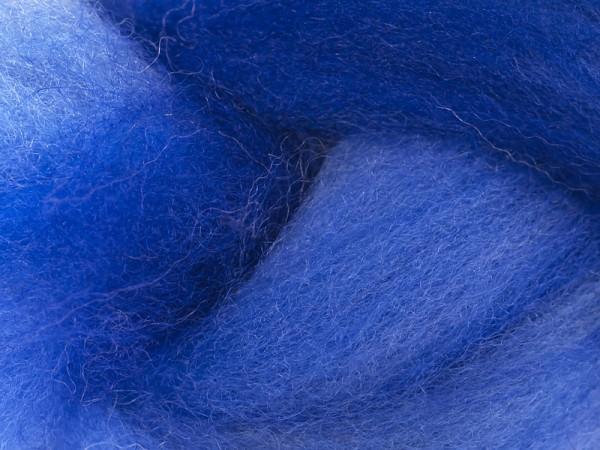 Filzrausch Farbpulver WOSEPO Warmes Blau
