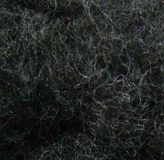 Merinowolle (grau) - grau 70 extra fein im Vlies