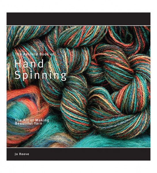 Ashford book of hand spinning ABHS