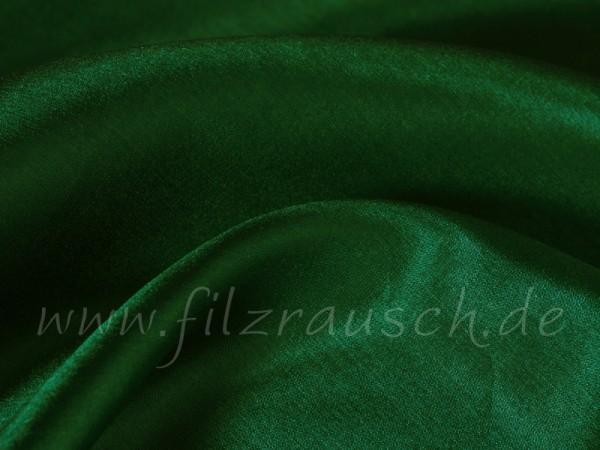 Pongé 5 - waldgrün 90 cm breit pro 1 Meter