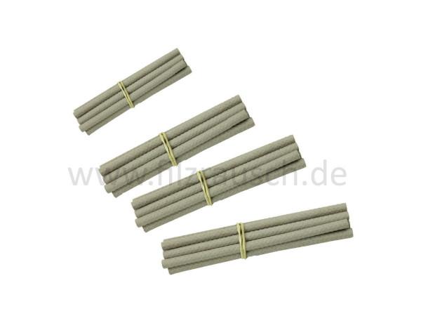 Schützenspulen/Pappspulen aus Pappe 10 Stück