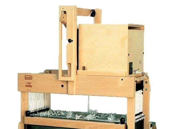 Louet Magig Dobby 24 Schäfte - Elektr. Interface (WA0147)