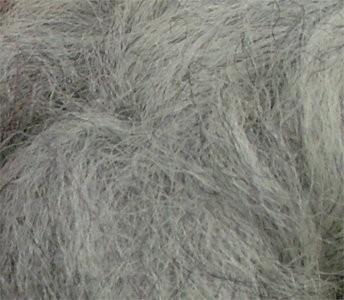 Merinowolle (bunt) - grau-hell sehr fein im Band