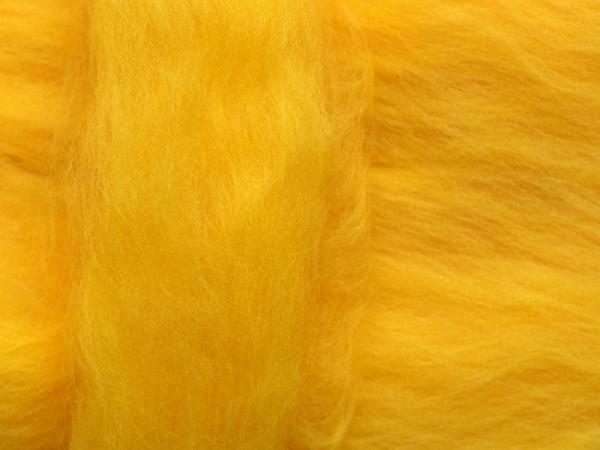 Merinowolle - butterblume superfein 16 mic im Band