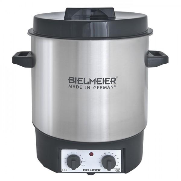 Bielmeier Edelstahl-Einkoch-Vollautomat 27 Liter