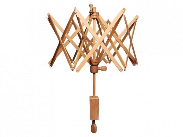 KnitPro Haspel/Strangwickler, lackiert aus Holz Standard (35004)
