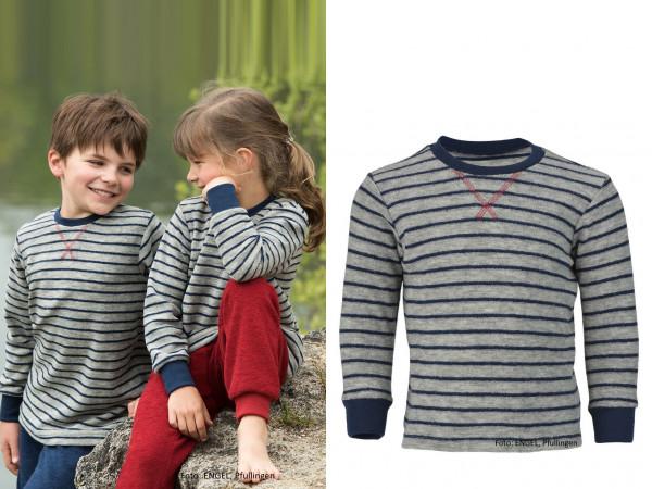 Kinder-Pulli-Schlafanzug-Frottee (Bio-GOTS)