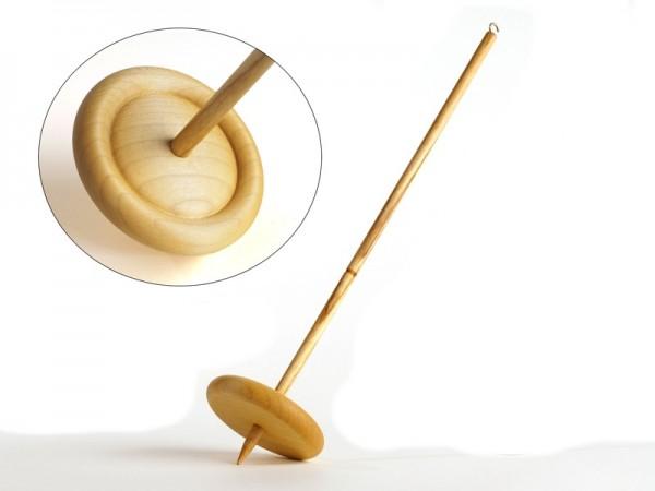 Filzrausch Handspindel Drehwurm geölt 70mm