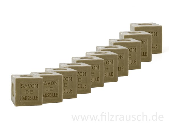 Olivenseife - 1 Stück a´ 400g