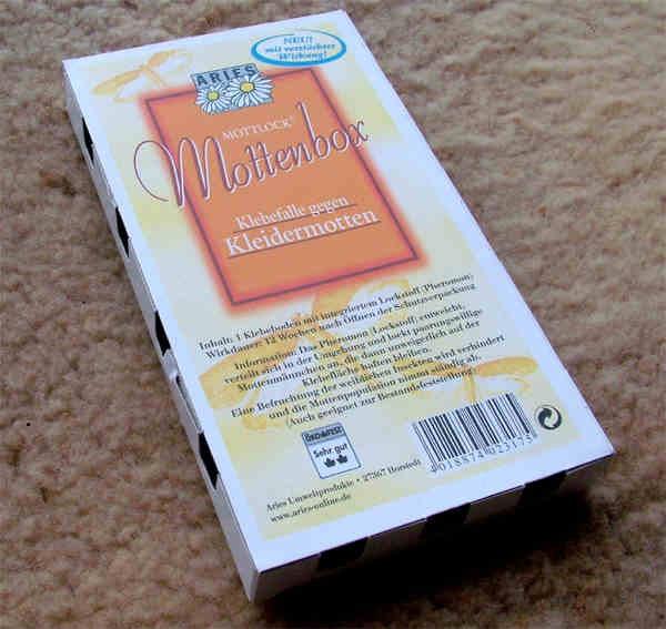 Mottlock- Box (Mottenschutz) - 1 Stück