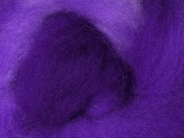 Filzrausch Farbpulver WOSEPO Blaues Violett