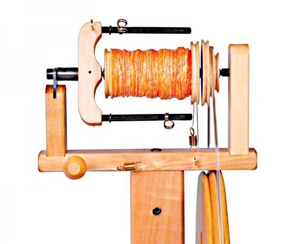 Ashford KIWI Sliding Hook Flyer incl. Spule SHFKL lackiert