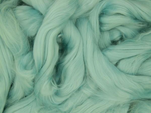 Baumwolle, opal hell sehr fein im Band