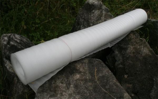 Trittschallfolie - 5 mm stark - Länge: 2,5 m 100cm breit