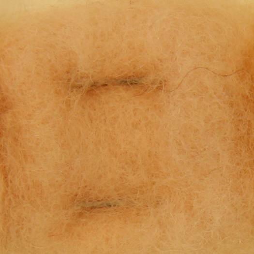 Merinowolle (hautf.) - rosig zart sehr fein im Vlies