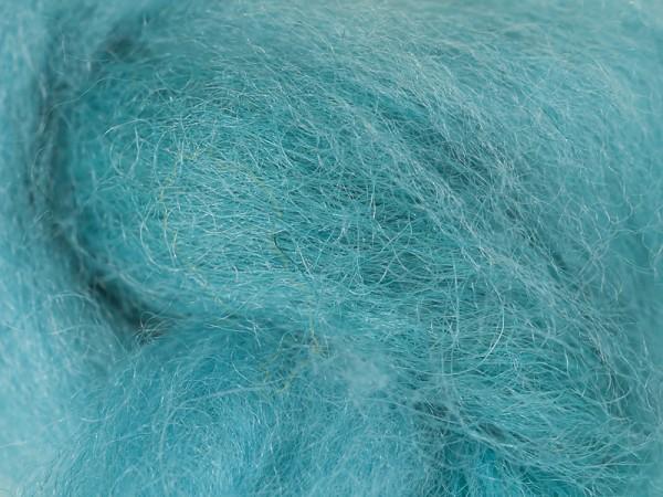 Filzrausch Farbpulver WOSEPO Blaues Türkis