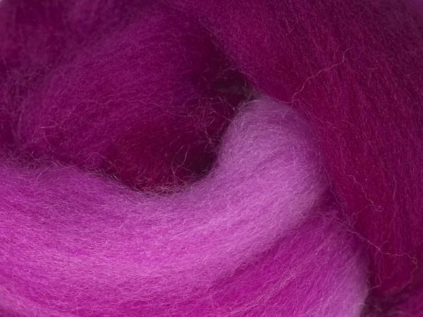Filzrausch Farbpulver WOSEPO Rotes Violett
