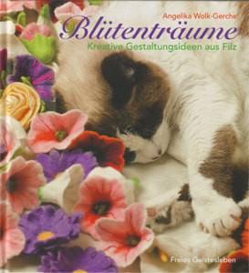 Blütenträume - Angelika Wolk-Gerche (Literatur)
