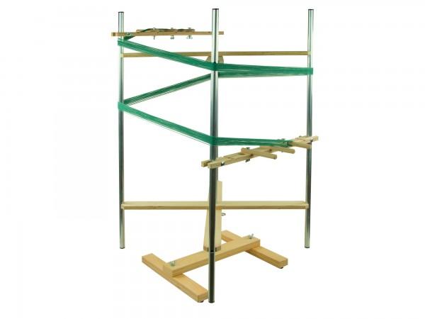 Louet Schärbaum Vertikal klappbar (WA0188) - bis 20m